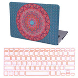 "HDE MacBook Air 13"" Case Hard Shell Cover Designer Print + Keyboard Skin Fits... - Chickadee Solutions - 1"