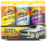 Armor All Auto Care Cleaning Pack (75 Wipes) 75 Wipes - Chickadee Solutions - 1