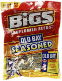 BiGS Old Bay Seasoned Sunflower Seeds 5.35oz Bag - Chickadee Solutions - 1