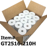(24) Pay-At-Pump Thermal Paper Rolls 2-5/16 X 210 Gas Station - Chickadee Solutions