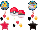 """Orbz"" POKEMON GO Birthday Party Balloons Decoration Supplies Pikachu Game - Chickadee Solutions - 1"