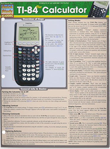 Ti 84 Plus Calculator - Chickadee Solutions - 1