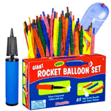 Kangaroo Giant Rocket Balloon Set - Chickadee Solutions - 1