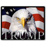 Trump for President 2016 Eagle Vinyl Sticker - Car Window Bumper Laptop - SEL... - Chickadee Solutions