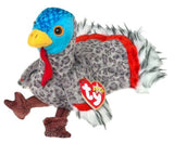 TY Beanie Baby - LURKEY the Turkey - Chickadee Solutions