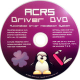 Universal Driver DVD for all PC Makers - Asus Alien Acer Dell HP Compaq Lenev... - Chickadee Solutions