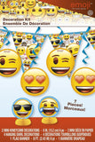 Emoji Party Decorating Kit 7pc - Chickadee Solutions - 1