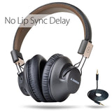 Avantree Wireless Bluetooth Over Ear Headphones with Mic LOW LATENCY Fast Aud... - Chickadee Solutions - 1