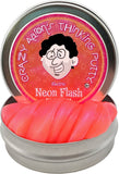 Crazy Aaron's Neon Flash Two-Inch Thinking Putty - Chickadee Solutions