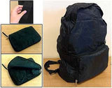 Foldable Traveling Backpack - Chickadee Solutions