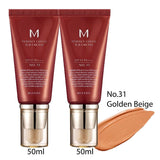 Missha M Perfect Cover Bb Cream two(2) tubes 50ml (No.31/golden Beige) - Chickadee Solutions - 1