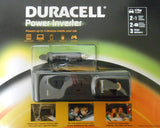Duracell Power Inverter 175 W 2 USB and 2 AC outlets - Chickadee Solutions