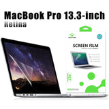 LENTION Clear Screen Protector for 13-inch MacBook Pro with Retina Display An... - Chickadee Solutions - 1