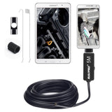 Inspection Camera RISEPROWaterproof USB Endoscope OTG Mobile 5.5mm Snake Scop... - Chickadee Solutions - 1
