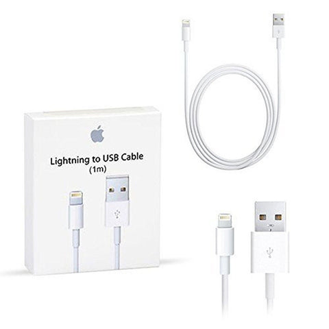 Apple OEM USB Charging Cable for iPhone 5; iPad 4; iPad Mini; iPod Touch 5th ... - Chickadee Solutions - 1