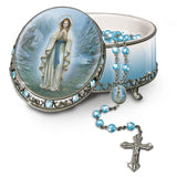 Our Lady Of Lourdes Musical Rosary Box by Ardleigh Elliott - Chickadee Solutions - 1