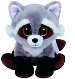 Ty Classic Bandit The Raccoon Plush - Chickadee Solutions