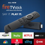 All-New Fire TV Stick with Alexa Voice Remote | Streaming Media Player - Chickadee Solutions - 1