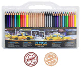 24 Hour Blowout Sale!! High Quality Artist Grade 36 Piece Pencil Set Includes... - Chickadee Solutions