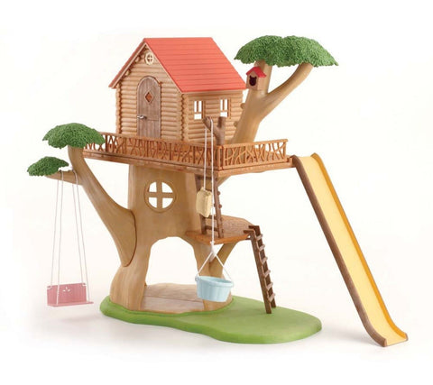 Calico Critters Adventure Tree House - Chickadee Solutions - 1