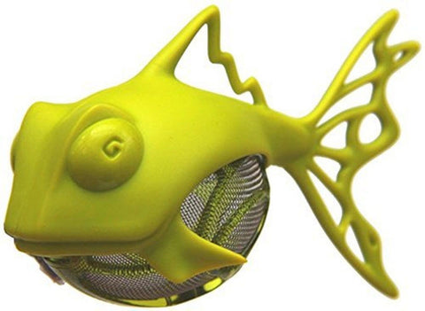 Medelco Dunkfish Tea Infuser Citron - Chickadee Solutions