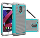 Moto G Play Case OEAGO Moto G4 Play Case Cover Accessories [Shockproof] [Impa... - Chickadee Solutions - 1