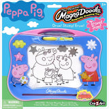 Cra-Z-Art Peppa Pig Travel Magna Doodle Playset - Chickadee Solutions - 1