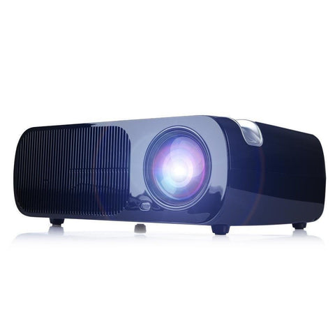 iRulu BL20 Video Projector 2600 Lumens Home Cinema 5.0 Inch LCD TFT Display 1... - Chickadee Solutions - 1