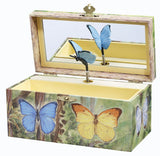 Butterflies Music Box - Chickadee Solutions - 1