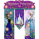 Frozen Birthday Banner (Each) - Chickadee Solutions