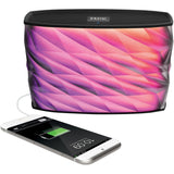 iHome iBT84 Portable Splashproof Color Changing 10 Hour Rechargeable Bluetoot... - Chickadee Solutions - 1
