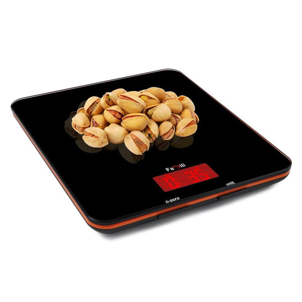 Famili Digital Kitchen Food Scale Electronic Weight Scale ...