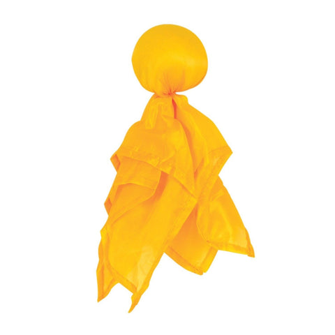 Penalty Flag Party Accessory (1 count) (1/Pkg) Yellow One Size - Chickadee Solutions