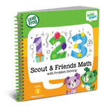 LeapFrog LeapStart Preschool Activity Book: Scout & Friends Math and Problem ... - Chickadee Solutions - 1