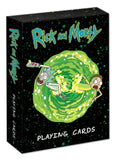 Playing Cards: Rick & Morty Cards - Chickadee Solutions - 1
