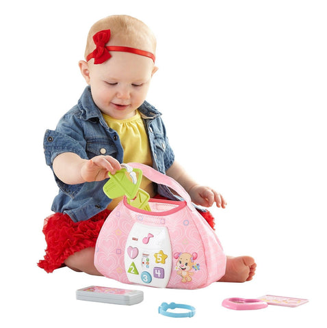 Fisher-Price Laugh & Learn Sis' Smart Stages Purse Inquiries - by email - Chickadee Solutions - 1