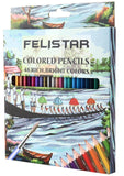 Colored Pencils for Adult/Kids Coloring Books 48 Assorted Watercolor Pencils ... - Chickadee Solutions - 1