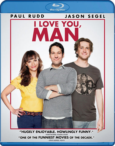 I Love You Man [Blu-ray] - Chickadee Solutions