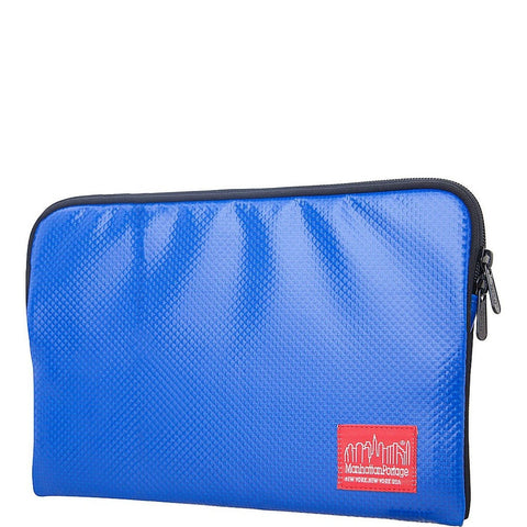 "Manhattan Portage Vinyl Laptop Sleeve 17"" Navy - Chickadee Solutions - 1"