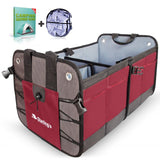 Car Trunk Organizer by Starling's-Premium Cargo Storage Container Best for SU... - Chickadee Solutions - 1