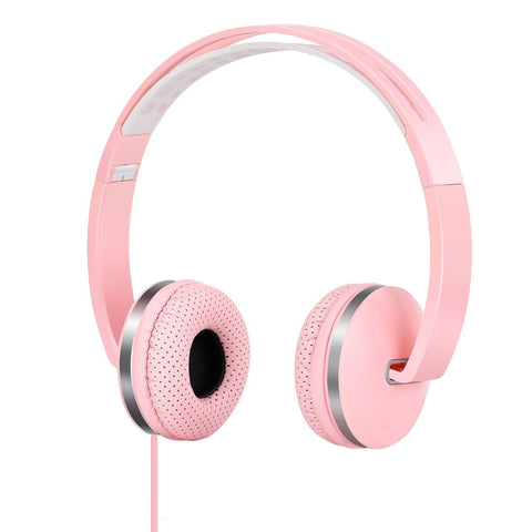 Tauren Ultimate Sport Workout On Ear Headphones for Girls or Female Compatibl... - Chickadee Solutions - 1