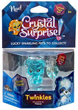 Crystal Surprise! Twinkles Lucky Pet Figure [Random Color Pet!] - Chickadee Solutions