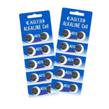20 HEXBUG-Compatible Batteries - Alkaline Cell - LR44 - AG13 - Chickadee Solutions