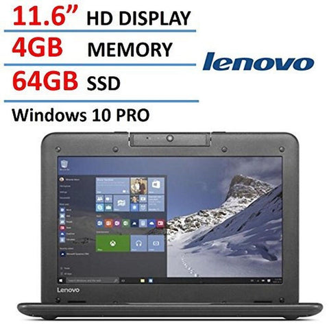 Lenovo N22 11.6-inch High Performance Laptop Notebook (2016 New Premium Editi... - Chickadee Solutions - 1
