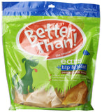 Better Than Ears Premium Dog Treats Peanut Butter Flavor 36-Count per Pouch - Chickadee Solutions - 1
