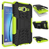Galaxy On5 Case MCUK Heavy Duty Rugged Dual Layer - Soft/Hard Shell 2 in 1 To... - Chickadee Solutions - 1