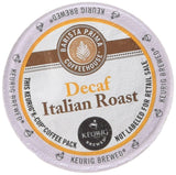 Barista Prima Coffee Italian Roast Decaf K-Cup Portion Pack for Keurig Brewer... - Chickadee Solutions - 1