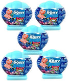 Disney / Pixar Finding Dory Squishy Pops Series 1 LOT OF 5 Finding Dory Myste... - Chickadee Solutions