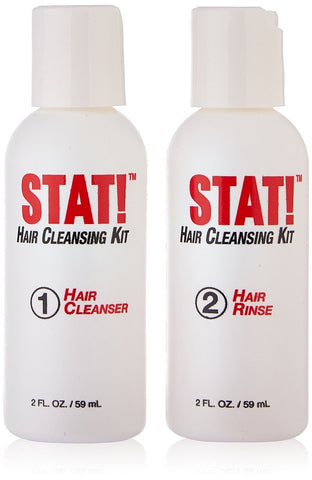 Sarken Nutrition Stat Hair Detox Shampoo Kit Cleans Impurities From Hair Foll... - Chickadee Solutions - 1