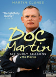 Doc Martin: Six Surly Seasons + The Movies - Chickadee Solutions